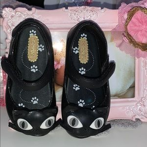 Mini Melissa toddler glitter pretty cat